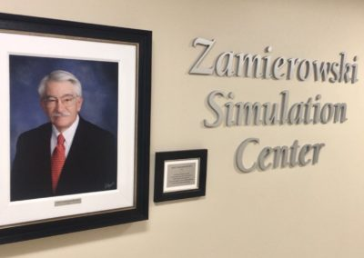 Zamierowski Simulation Center